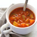 Wonderful Homemade Vegetable Soup