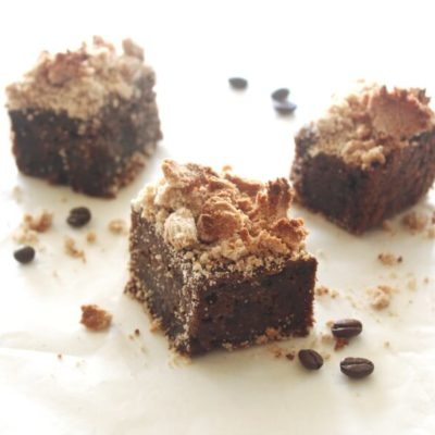 Gluten Free Coffee Cake With Streusel Topping