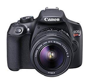 Canon Rebel T6 b