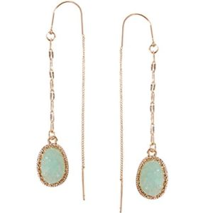Drop Sparkly Earrings