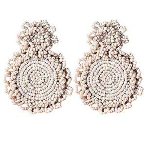 Statement Bead Earrings