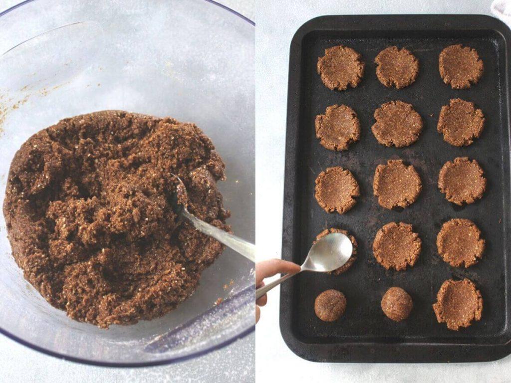 Crunchy Gluten Free Gingerbread Cookies   berrysweetlife.com